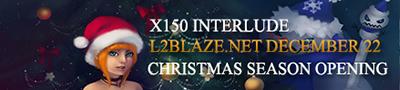 Lineage2 Interlude L2Blaze